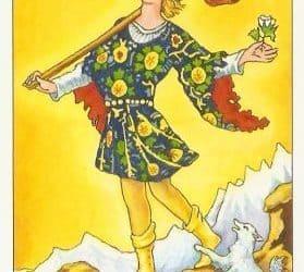 Bedeutung der Tarotkarten Narr