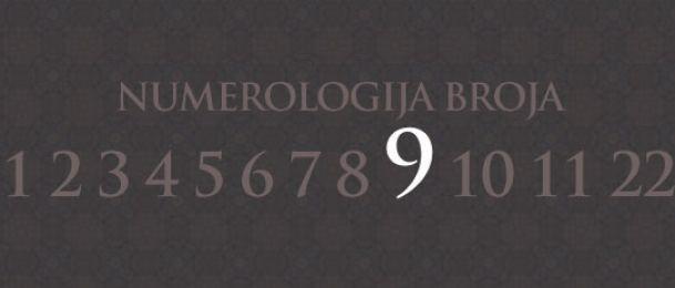 Numerologie für Zahl 9