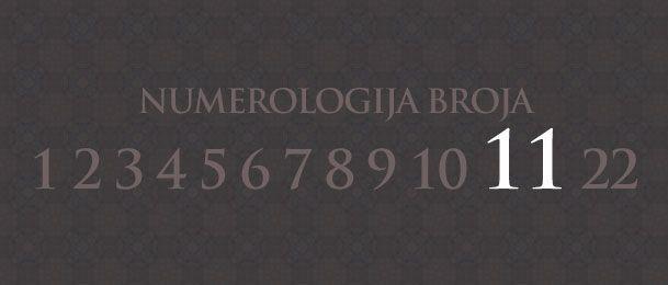 Numerologie für Zahl 11